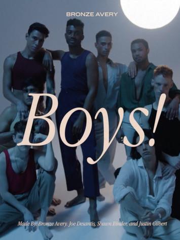 BRONZE AVERY: BOYS!