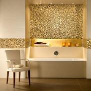 Villeroy & Boch Gold Mosaic Tiles.jpg