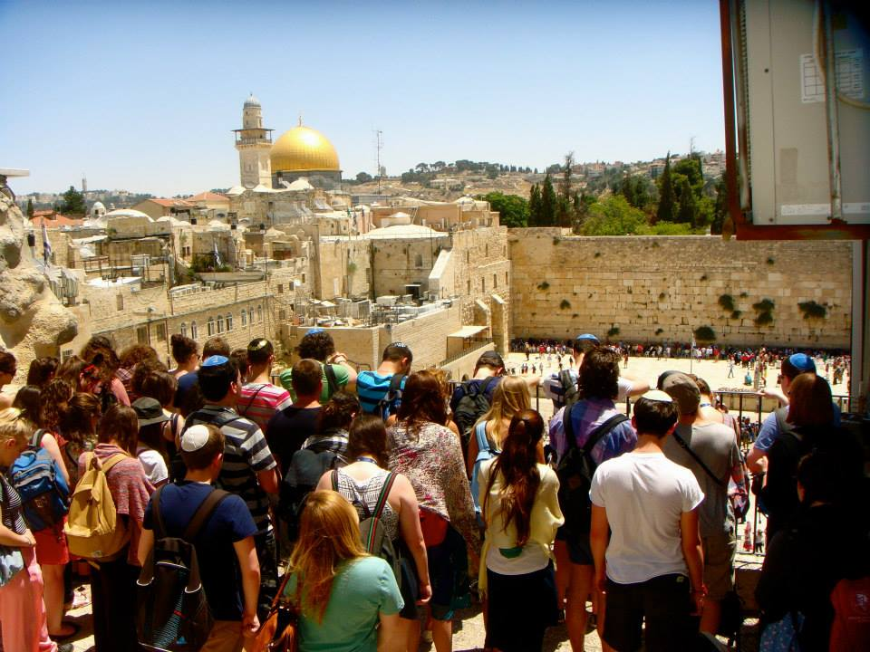 holy amazing israel kotel tour guide