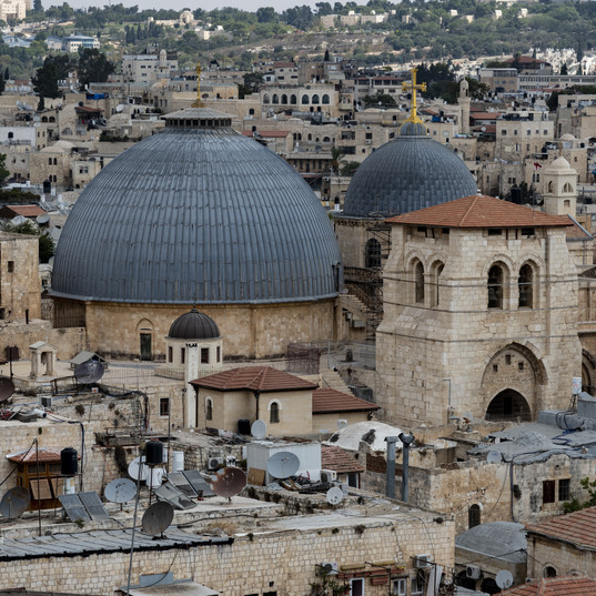 Explore the Old City of Jerusalem