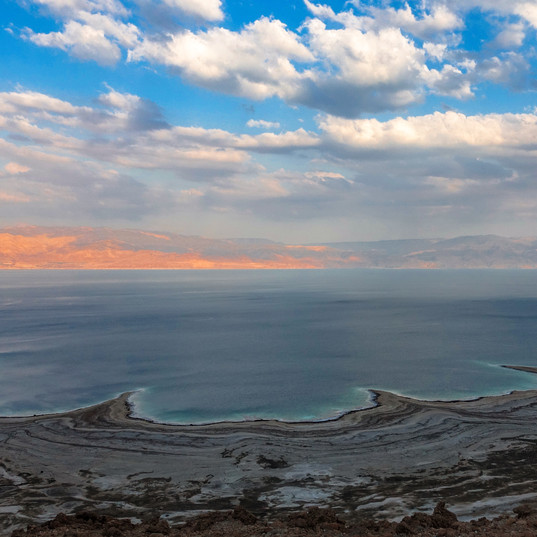 Feel alive at the Dead Sea
