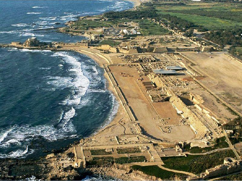 Caesarea and Zichon Ya'akov
