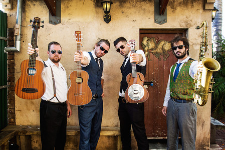 Ukulele Death Squad Release New Single and Announce National Tour