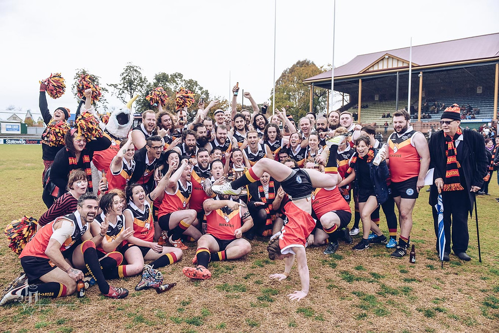 Adelaide Reclink Community Cup 2018
