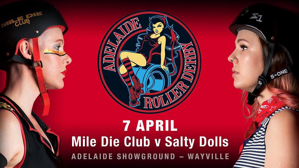 Adelaide Roller Derby Season 2018