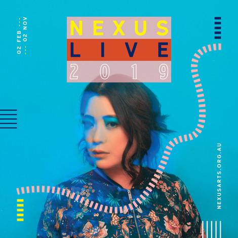 Nexus Arts Launches 2019 Nexus Live Music Program