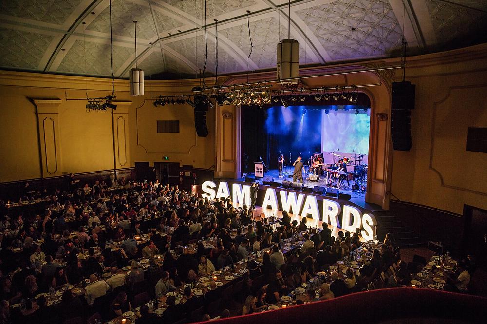South Australian Music SAM Awards 2017 Thebby Lane Henry Wagons
