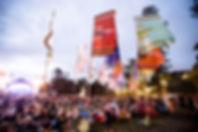 Angus Watt Flags_WOMADL19_Credit Morgan