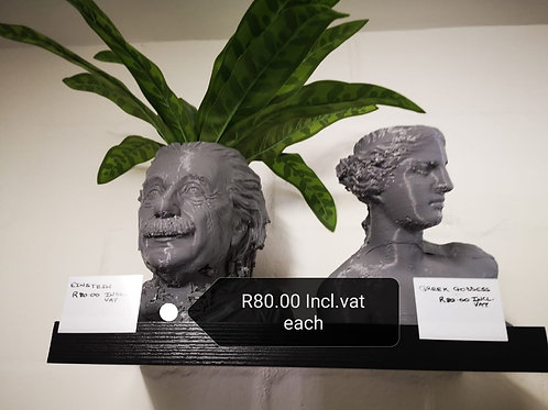 3D Printed Heads
