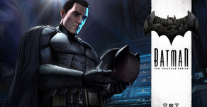 I Taught With Batman: The Telltale Series
