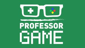 I was Interviewed on the Podcast Professor Game
