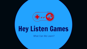 Hey Listen Games: Two Years In