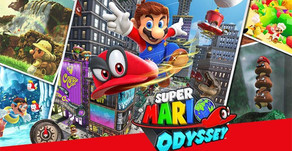 I Taught With Super Mario Odyssey