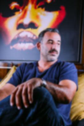 Nizar A., Créateur du concept Fmr — Funky Monkey Room