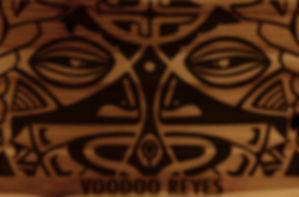 Voodoo Reyes Tiki Face