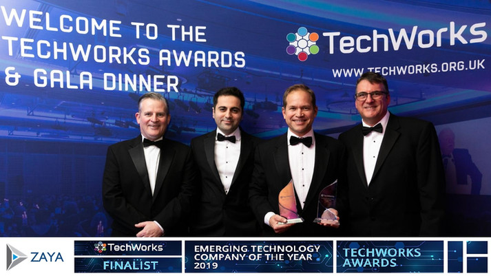 Emerging Company of the Year 2019 Finalist