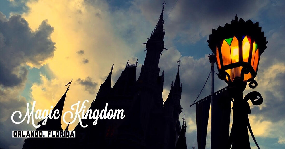 Magic Kingdom using Phonto App