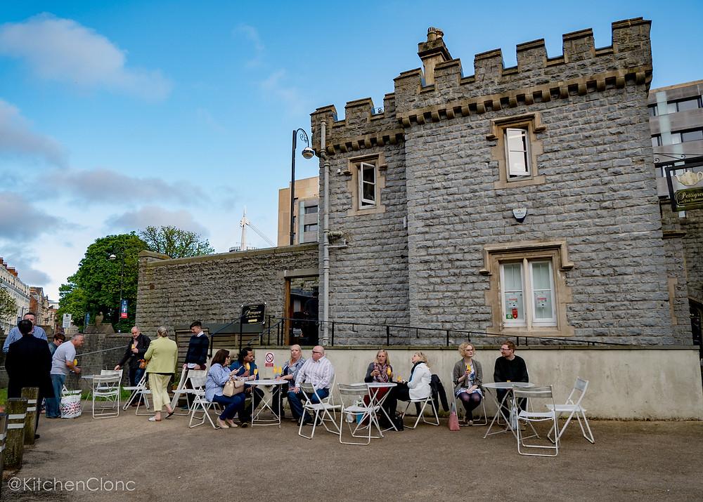 Pettigrew Tea Rooms in Cardiff
