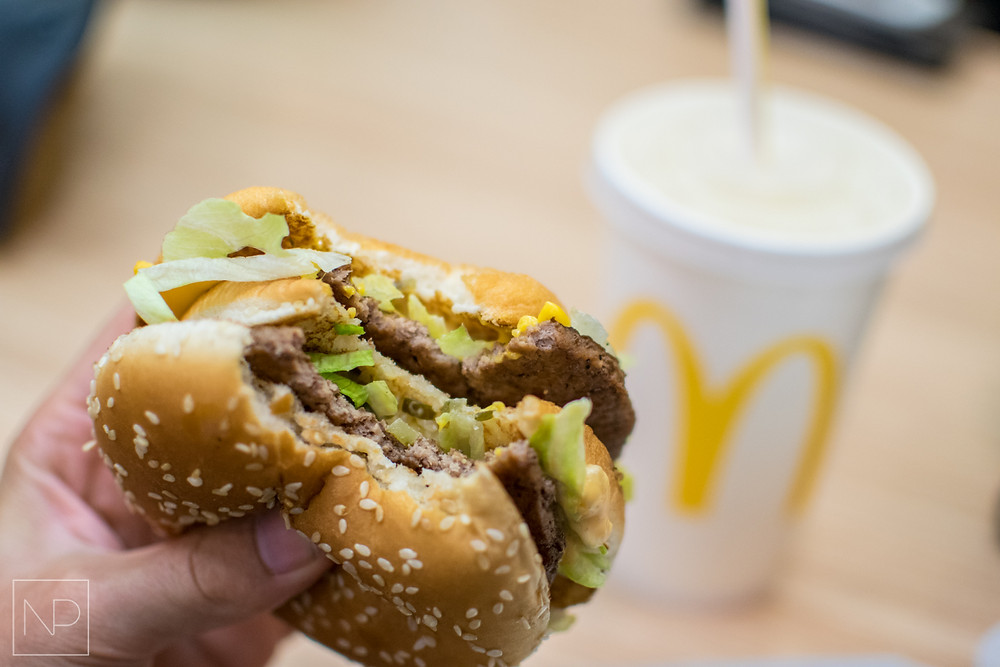 Creating my own Big Mac