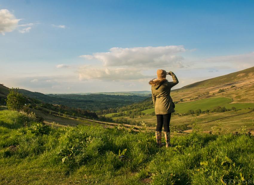 Exploring Brecon Beacons