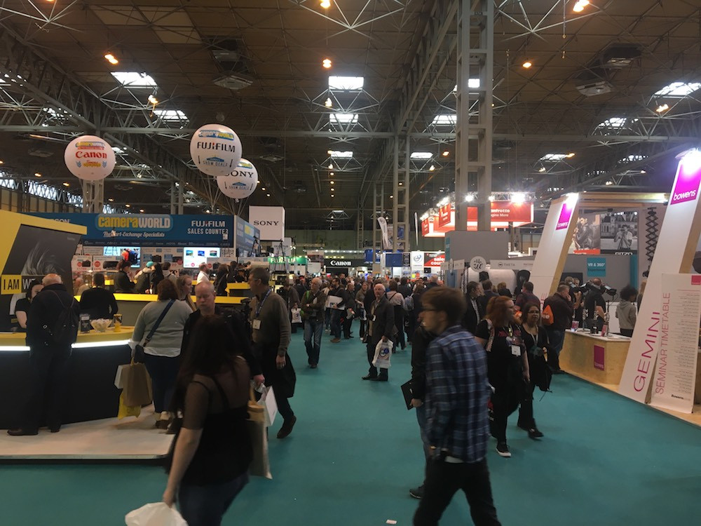 The Photography Show at NEC Birmingham