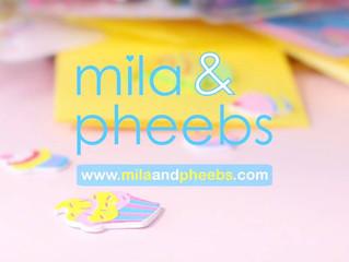 Mila & Pheebs Video
