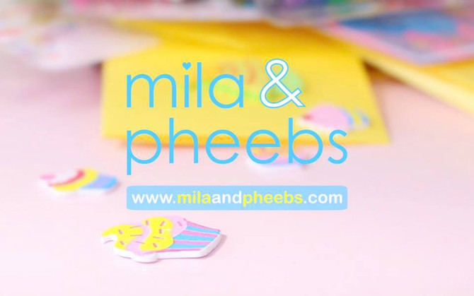 Mila & Pheebs Video