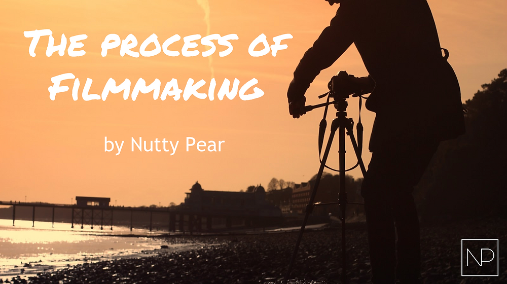 The Process of Filmmaking Talk by Nutty Pear Newport