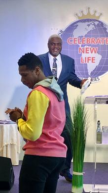PFLMI Altar Call to Salvation!