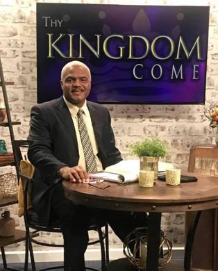Apostle Jerry L. Marks On-Set @ DTV