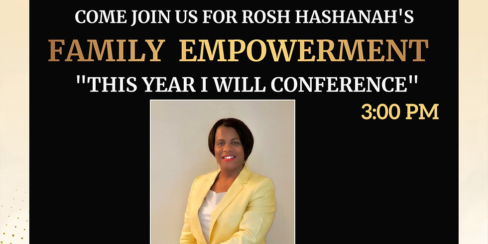 """Women Of Vision  """"This Year I Will Conference!!!"""""""
