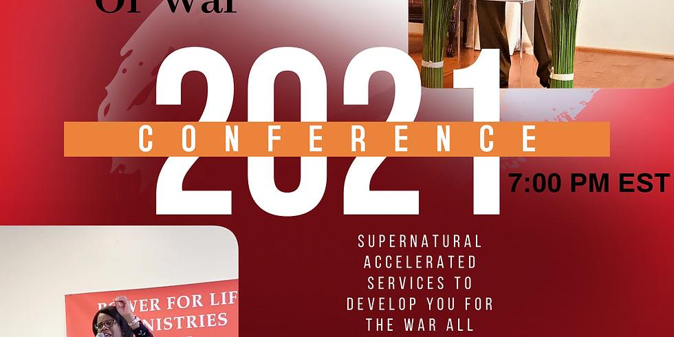 Empowering Men & Women of War Conference 2021