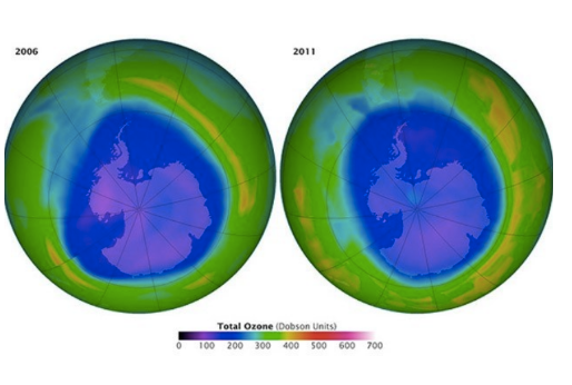 A Hope for Antarctic Ozone Depletion