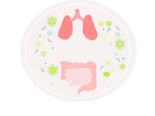 Diet, Microbiota, and the Gut-Lung Connection