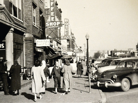 Main Street Revitalization Project