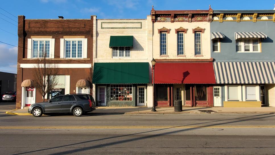 West Jefferson Street