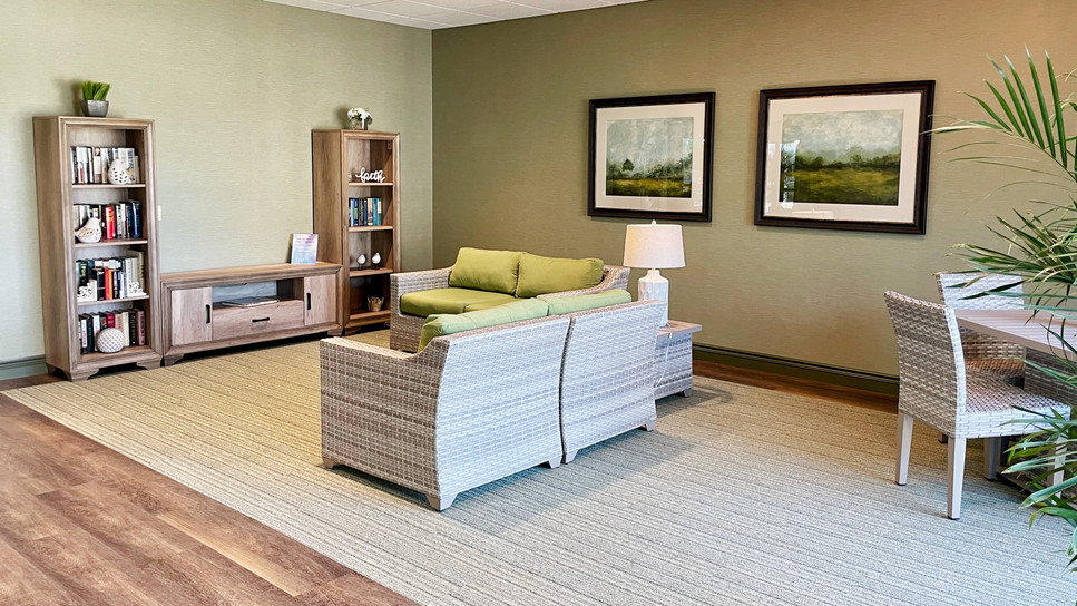 Rehabilitation Living Room