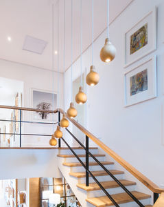 Hall And Stairway Decorating Ideas