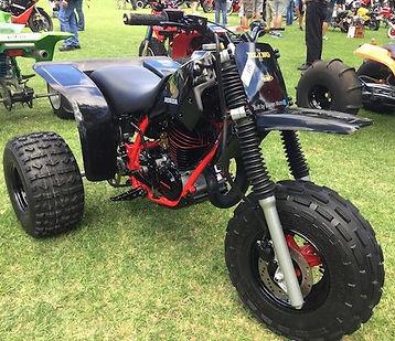 Custom Powder Coating bike builds