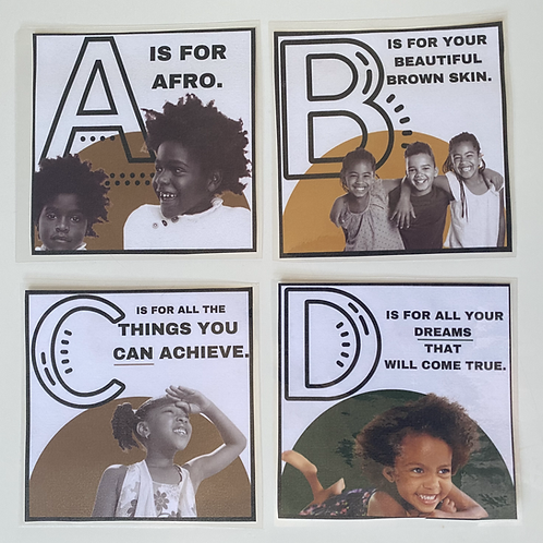 Self-Affirming Flashcards from A-Z
