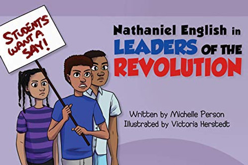 Nathaniel English Leaders of The Revolution by Michelle Person