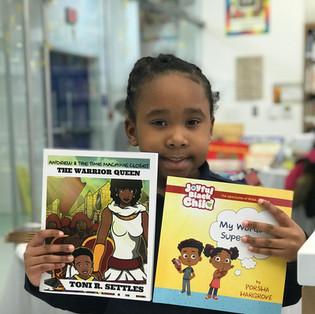 Joyful Black Child: The Advenutures of Malik and Mya