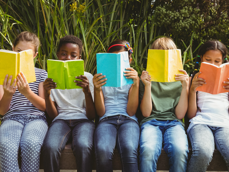 7 Tips to Foster The Love of Reading