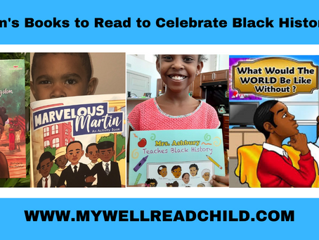 📚✊🏿 5 Children's Books to Read to Celebrate Black History Month 📚✊🏿