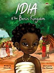 Idia of the Benin Kingdom by Ekiuwa Aire