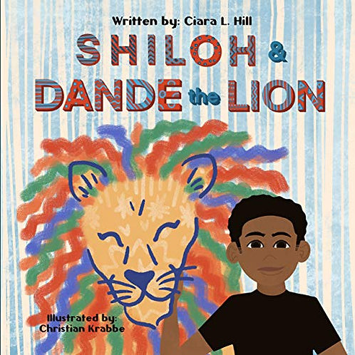 Shiloh & Dande the Lion
