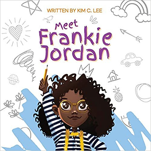 Meet Frankie Jordan by Kim C. Lee