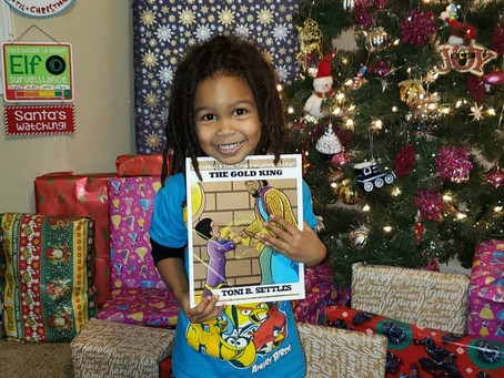 Making a list and checking it twice... 5 Books to gift to the Imaginative Black Child on Christmas!