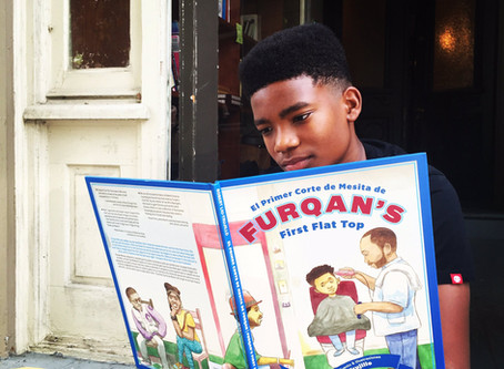 📚 Read All About It: 4 Children's Books that highlight Black Fatherhood 📚