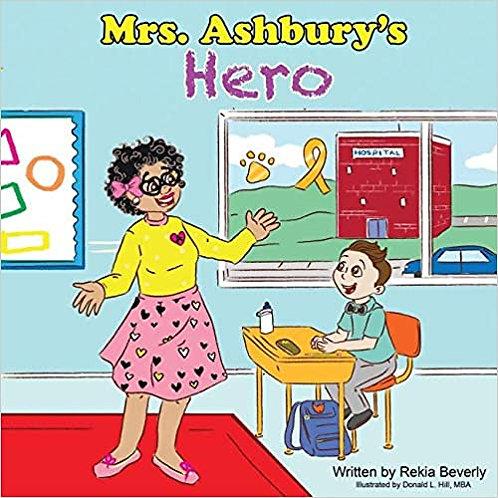 Mrs. Ashbury's Hero by Rekia Beverly